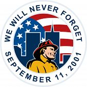 9-11 911 Feuerwehr Feuerwehrmann