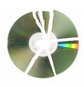 compact disk bad condition