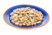 Plate Of Peanuts