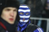 Fc Dynamo Kyiv Ultra Supporter
