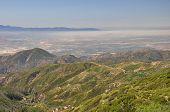 Smog over San Bernardino