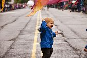 Boy In The Parade