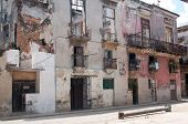 Old house of Havana (stiil inhabited)