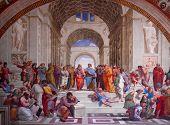 Plato'S Academy By Michelangelo