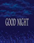 picture of have sweet dreams  - Have sweet dreams with these peaceful good night scene - JPG