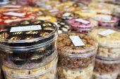 Traditional Malay Cookies