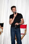 LOS ANGELES - AUG 27:  Daniel Goddard attending the Daniel Goddard Fan Event 2011 at the Universal Sheraton Hotel on August 27, 2011 in Los Angeles, CA