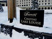 The fairmont chateau