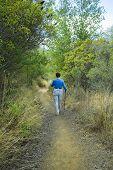 Mature Woman Hiker