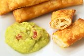 Tequenos (Latin-American Appetizers)
