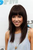 LOS ANGELES - MAY 12:  Carly Rae Jepsen. arrives at the