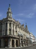 The Great Theater Of Havana