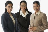 Portrait of multi-ethnic businesswomen