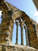 Whitby Abbey - Detail