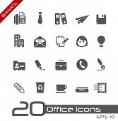 Büro & Business Icons / / Grundlagen