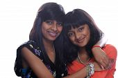 Two Indian Sisters