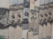 Money Has Eyes Green