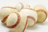 Bolas de beisebol