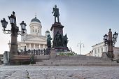 Capiital City Of Finland - Landmark Of Helsinki poster