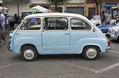 Old Italian Minivan