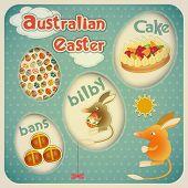 Easter Australian Card