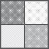 Vector Set: Geometric Patterns