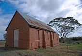 Old Abandoned Country Church