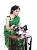 Asian Female Tailor