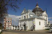 Corpus Christi Catholic Church In Nesvizh, Belarus