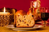 Panettone, Traditional Italian Christmas Cake