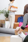 Women Packing House Equipment