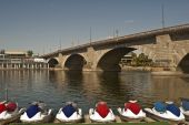 London Bridge At Lake Havasu