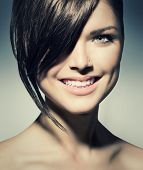 foto of teenagers  - Fashion Haircut - JPG