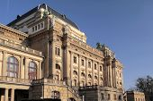 Hessian State Theatre In Wiesbaden