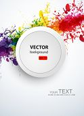 Vector Modern card, easy editable