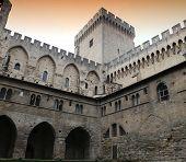 Palais des Papes, Avignon, Provence, France