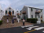 St. Peter's Church in St. George's, Bermuda