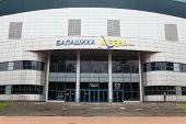 Sport Hall Building