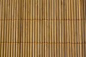 Pattern Texture Of Bamboo Row In Background