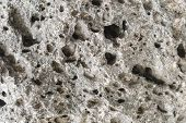 Pumice Rough Textured Rock Surface
