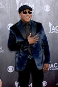LAS VEGAS - APR 6:  LL Cool J at the 2014 Academy of Country Music Awards - Arrivals at MGM Grand Ga