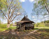 Vasilevo, Torzhok. Mikhail Arkhangel's chapel