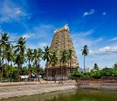 picture of tamil  - Gopura  - JPG