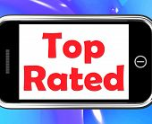 Top Rated On Phone Shows Best Ranked Special Product