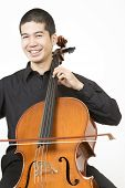 Asian Cellist 2