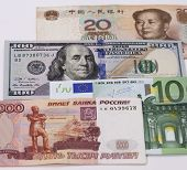 Currency leading countries of the world