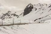 Fluela Pass - Switzerland.