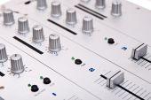 Silver Dj's Mixer
