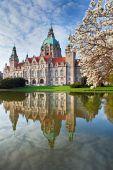 Neus Rathaus Hannover, de nieuwe gemeente City Hall