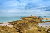 Fortress National Near Saint Malo